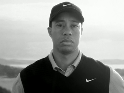 nike tiger woods logo. The Tiger Woods Nike
