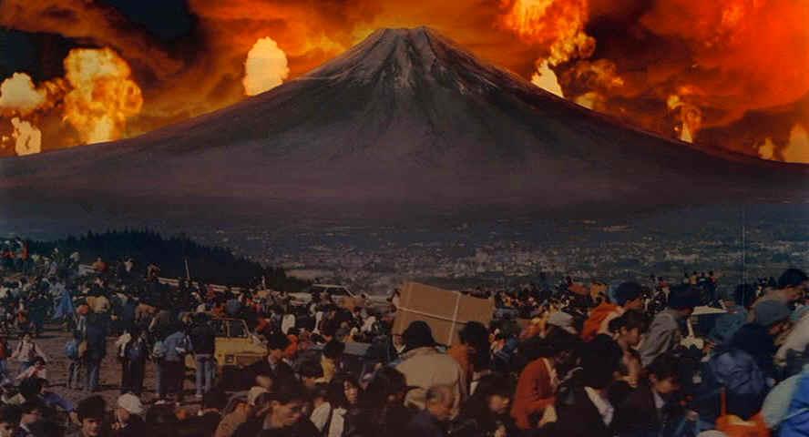 Last LA Explosion