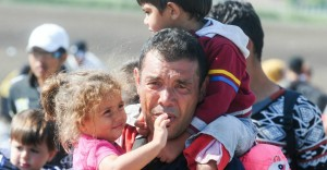 Syrian refugees © FORUM via ZUMA Press
