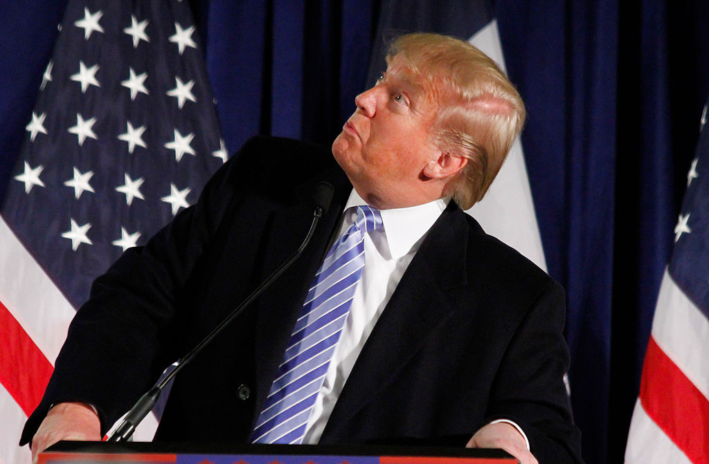 c375571ce6f He s Melting… MELTING! The Strange Implosion of Donald Trump